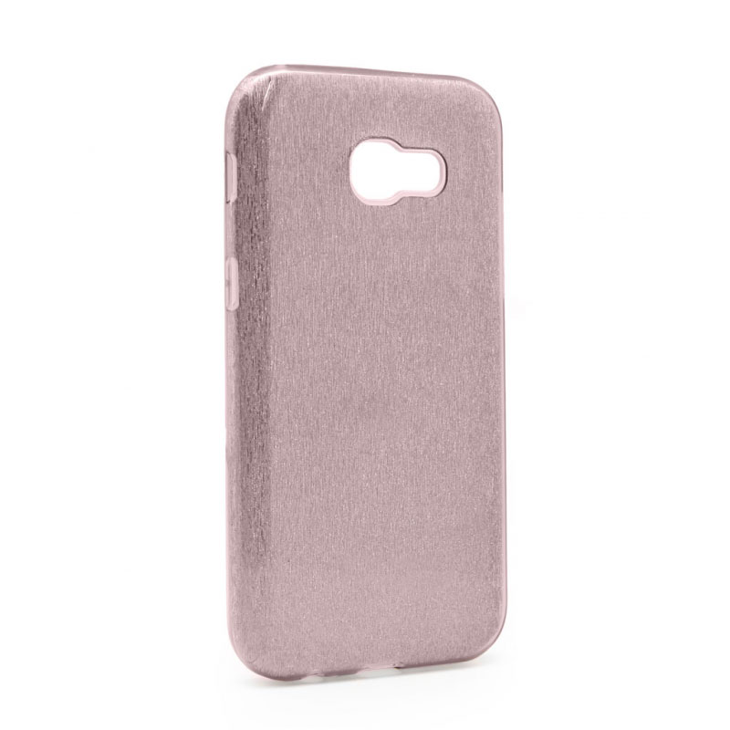 Case Crystal Dust for Samsung Galaxy A5 2017 A520F, pink