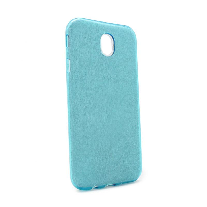 Case Crystal Dust for Samsung Galaxy J7 2017 (EU) J730F, blue