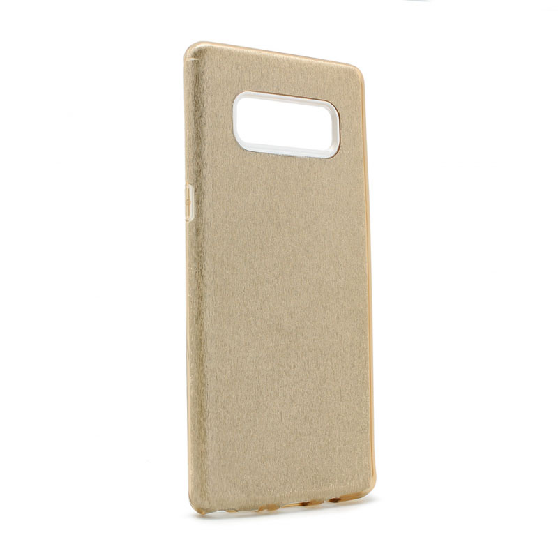 Case Crystal Dust for Samsung Galaxy Note 8 N950F, gold