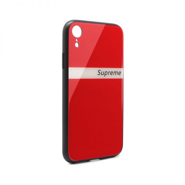 ovitek-glass-supreme-za-iphone-xr-rdeca