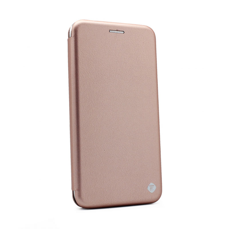 outlet store sale 53623 1fc3d Flip Cover Case for Huawei Honor 9 Lite rose gold