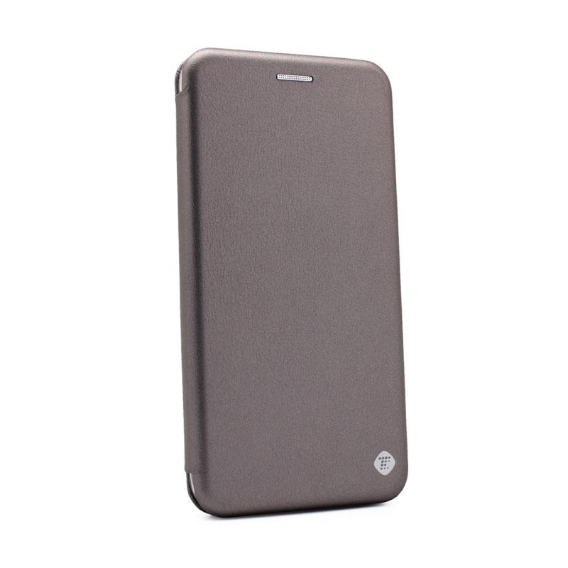 separation shoes d5cb8 b52dc Case Flip Cover for Samsung Galaxy J4 Plus J415FN, silver