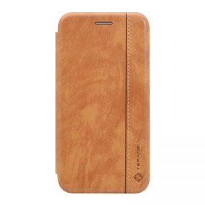 preklopni-etui-leather-za-huawei-p-10-lite-svetlo-rjava