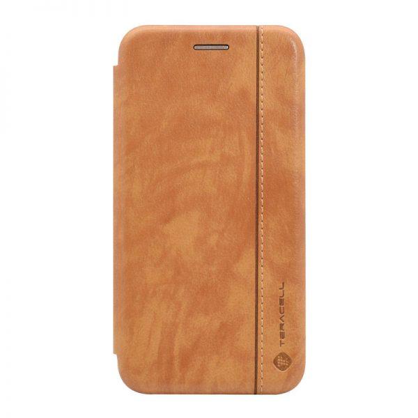 preklopni-etui-leather-za-huawei-p-20-lite-svetlo-rjava