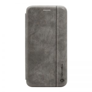 preklopni-etui-leather-za-huawei-p-smart-siva