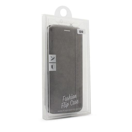 preklopni-etui-leather-za-iphone-7-iphone-8-siva-1