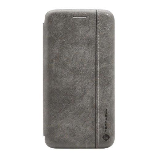 preklopni-etui-leather-za-iphone-xr-siva