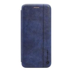 preklopni-etui-leather-za-iphone-xs-max-modra