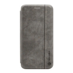 preklopni-etui-leather-za-iphone-xs-max-siva