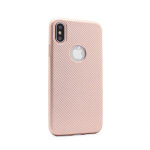 ovitek-luo-carbon-fiber-za-iphone-x-xs-roza