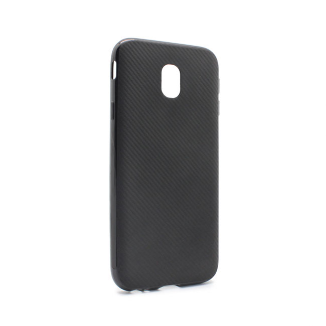 Case Luo Carbon fiber for Samsung J530F Galaxy J5 2017 (EU), black