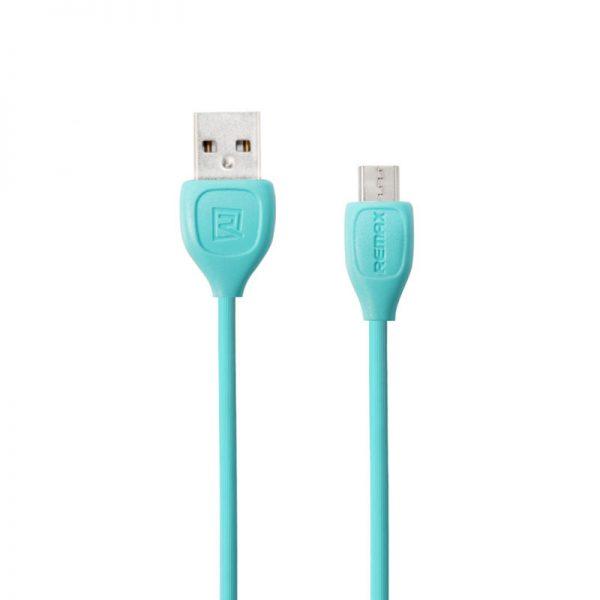 podatkovni-in-polnilni-kabel-remax-lesu-rc-050m-micro-usb-modri-1m