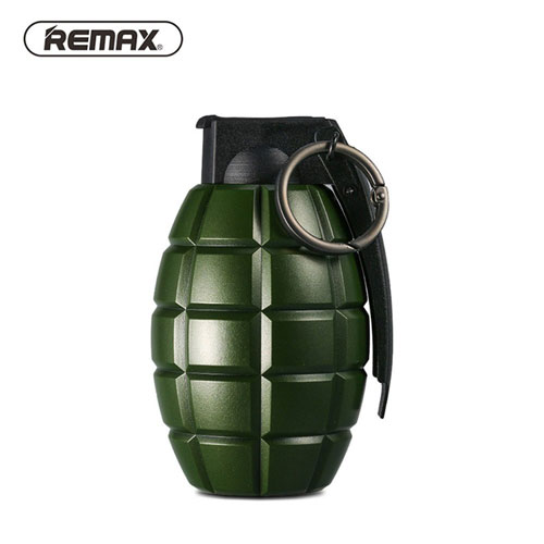 Powerbank-Remax-Grenade-RPL-28-olive