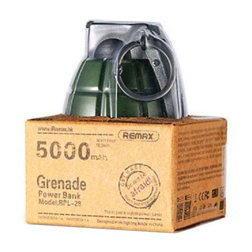 Powerbank-Remax-Grenade-RPL-28