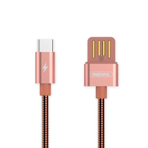 polnilni-kabel-Remax-RC-080a-rose-gold