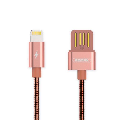 polnilni-kabel-Remax-RC-080i-rose-gold