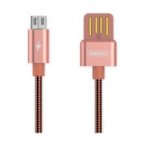polnilni-kabel-Remax-RC-080m-rose-gold