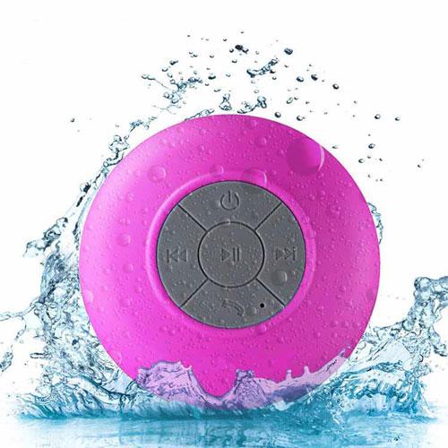 vodoodporen-bluetooth-zvocnik-shower-buddy-roza