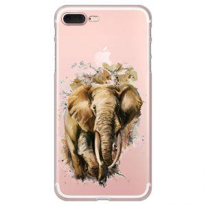 print-motive-elephant