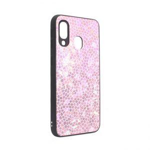 ovitek-stone-leather-za-samsung-galaxy-a-40-roza