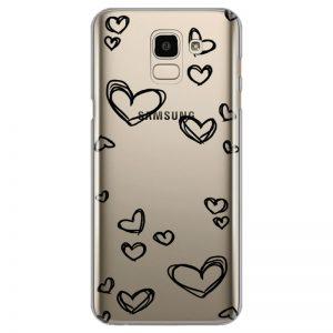 silikonski-ovitek-za-samsung-galaxy-j-6-2018-black-hearts