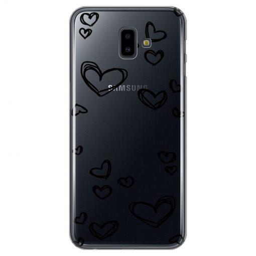 silikonski-ovitek-za-samsung-galaxy-j-6-plus-2018-black-hearts