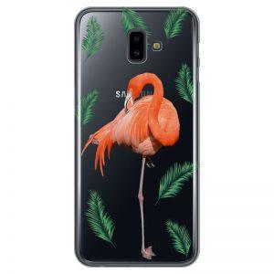 silikonski-ovitek-za-samsung-galaxy-j-6-plus-2018-summer-flamingo