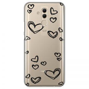 silikonski-ovitek-za-huawei-mate-20-lite-black-hearts