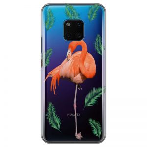 silikonski-ovitek-za-huawei-mate-20-pro-summer-flamingo