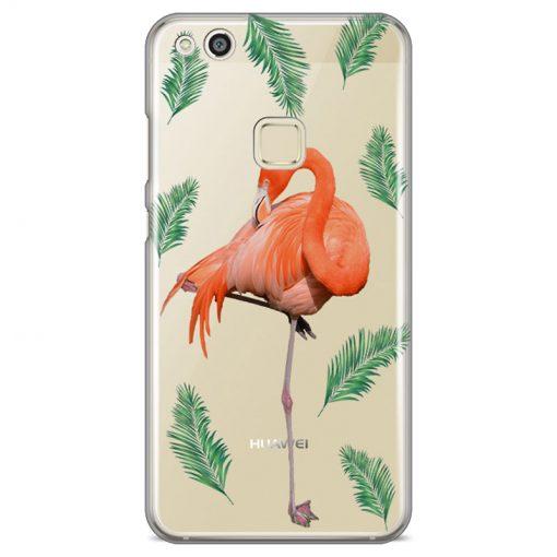 silikonski-ovitek-za-huawei-p-10-lite-summer-flamingo