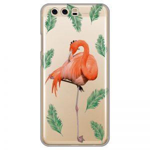 silikonski-ovitek-za-huawei-p-10-summer-flamingo