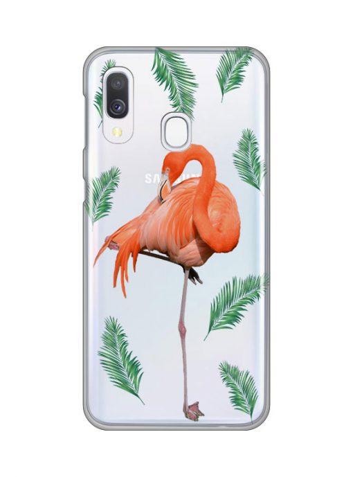 silikonski-ovitek-za-samsung-galaxy-a-40-summer-flamingo