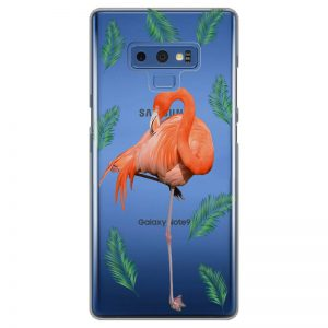 silikonski-ovitek-za-samsung-galaxy-note-9-summer-flamingo