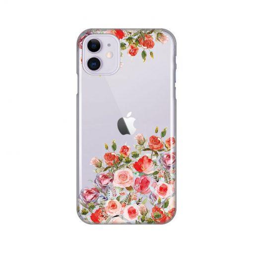 silikonski-ovitek-za-iphone-11-flowers