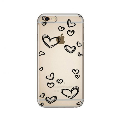 silikonski-ovitek-za-iphone-6-6s-black-hearts