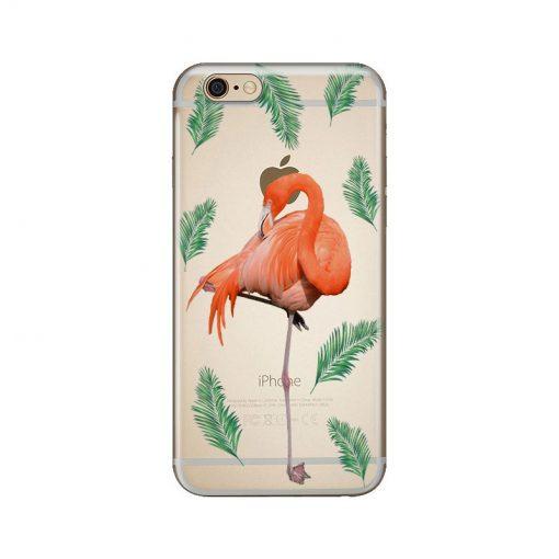 silikonski-ovitek-za-iphone-6-6s-summer-flamingo