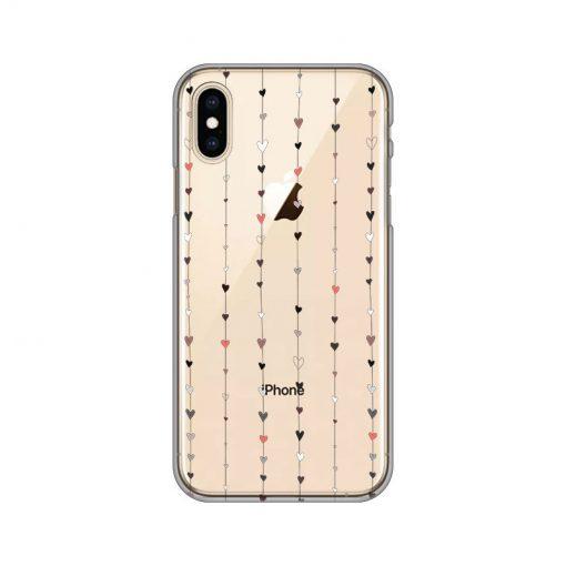 silikonski-ovitek-za-iphone-x-xs-hearts