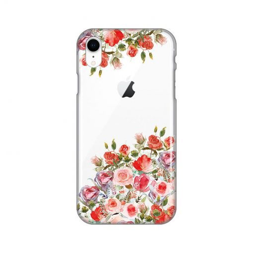 silikonski-ovitek-za-iphone-xr-flowers