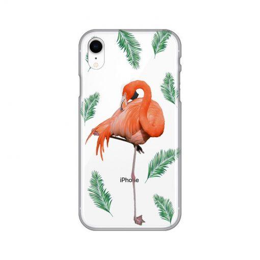 silikonski-ovitek-za-iphone-xr-summer-flamingo