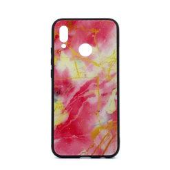 ovitek-glass-za-huawei-p20-lite-pink-marble