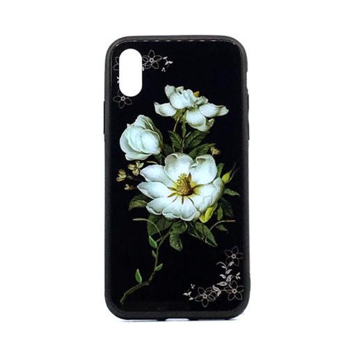 ovitek-glass-za-iphone-xr-flower