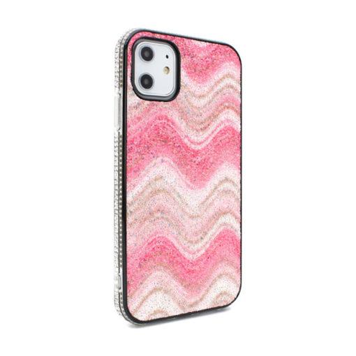 ovitek-glitter-sequins-za-iphone-11-roza