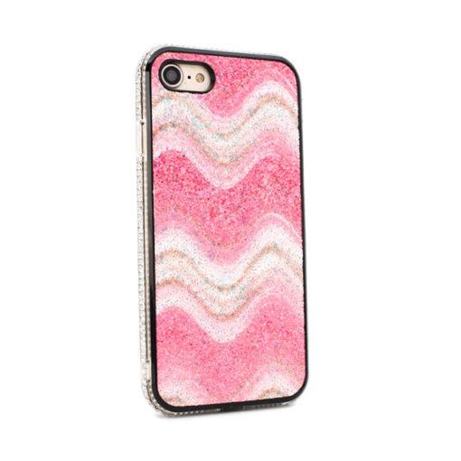 ovitek-glitter-sequins-za-iphone-7-8-roza