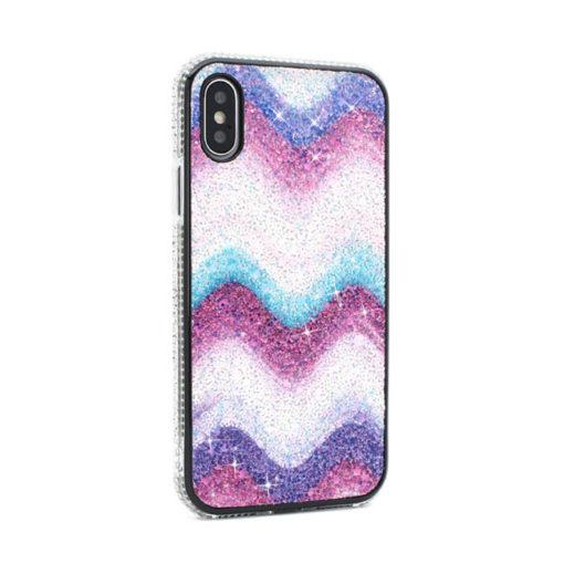 ovitek-glitter-sequins-za-iphone-x-xs-vijolicna