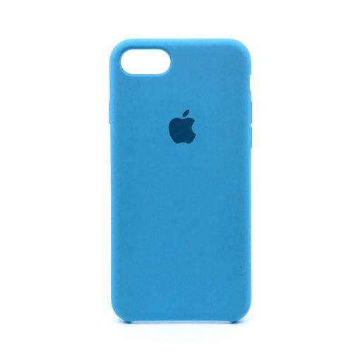 apple silikonski ovitek za iphone se 2020 modra