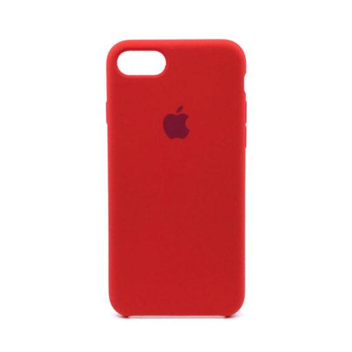 apple silikonski ovitek za iphone se 2020 rdeca