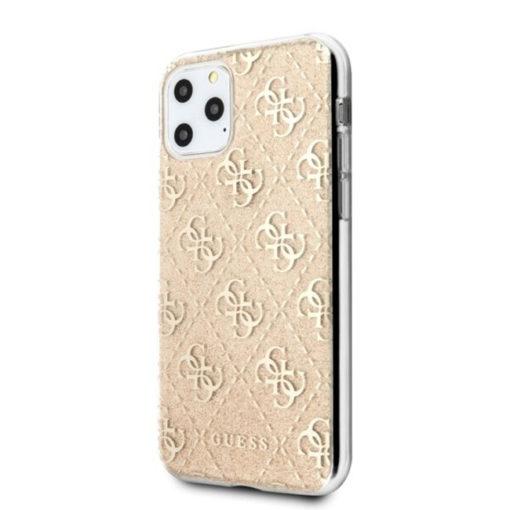 ovitek guess za iphone 11 zlata 3