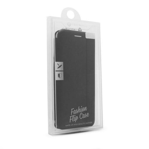 preklopni etui leather za iphone se 2020 crna 1