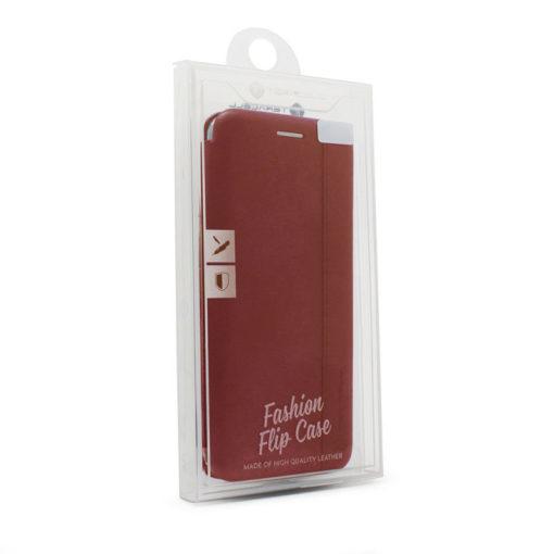preklopni etui leather za iphone se 2020 rdeca 1
