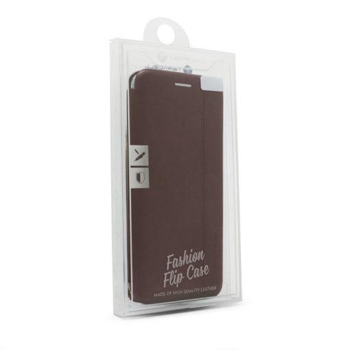 preklopni etui leather za iphone se 2020 rjava 1